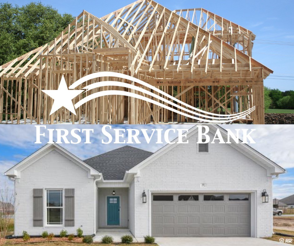 Now is the time to build your dream home with our construction-to-permanent financing product!