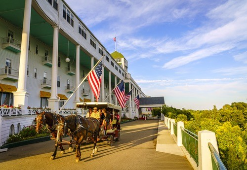 June 2020 - Mackinac Island and the Beauty of Northern Michigan-Bus tour
