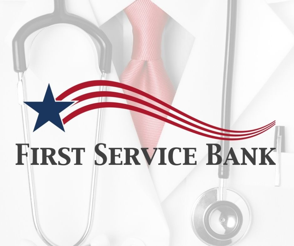 First Service Bank won his business - Little Rock Neurosurgery