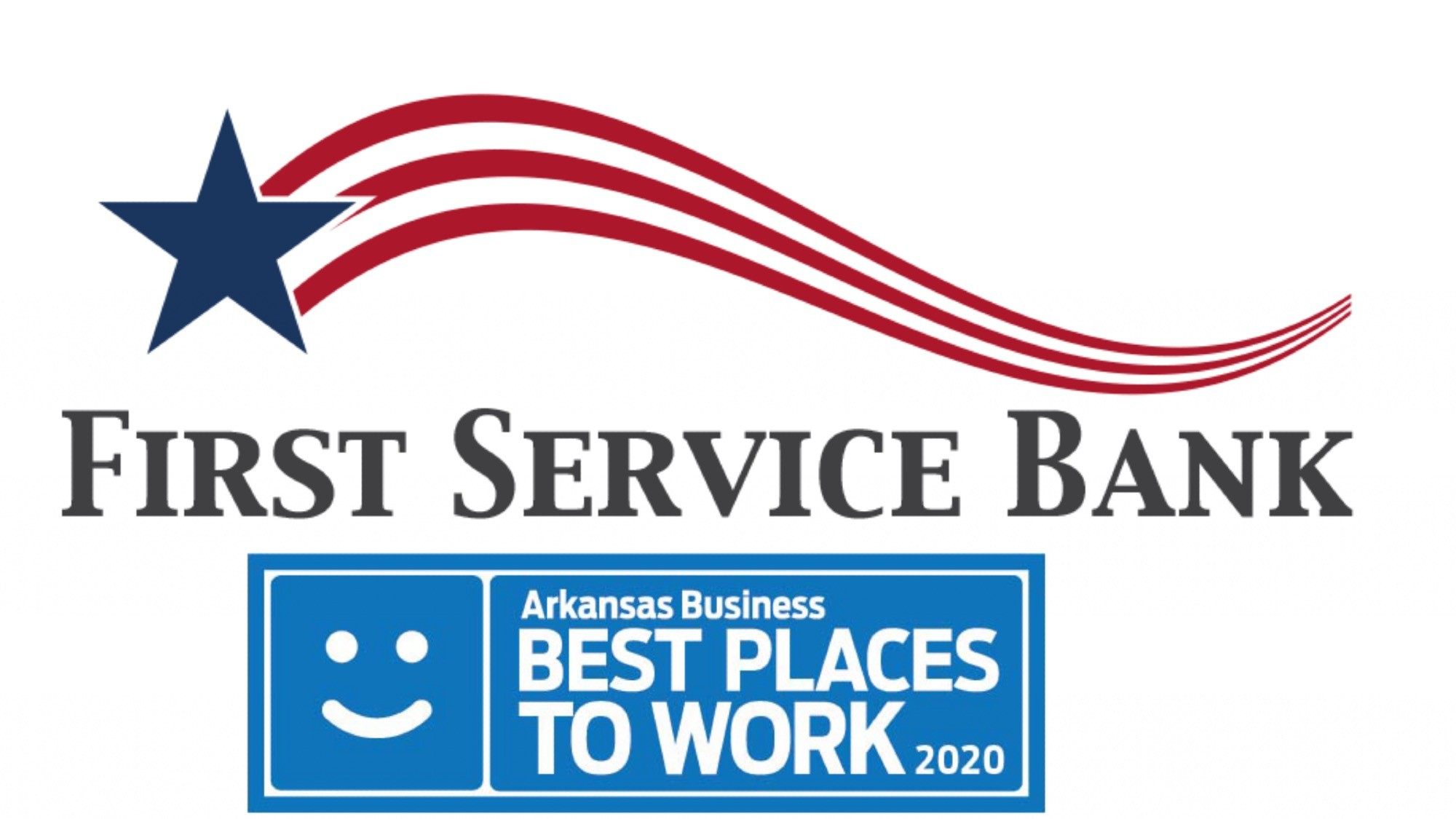 First Service Bank recognized as one of 2020 Best Places to Work in Arkansas