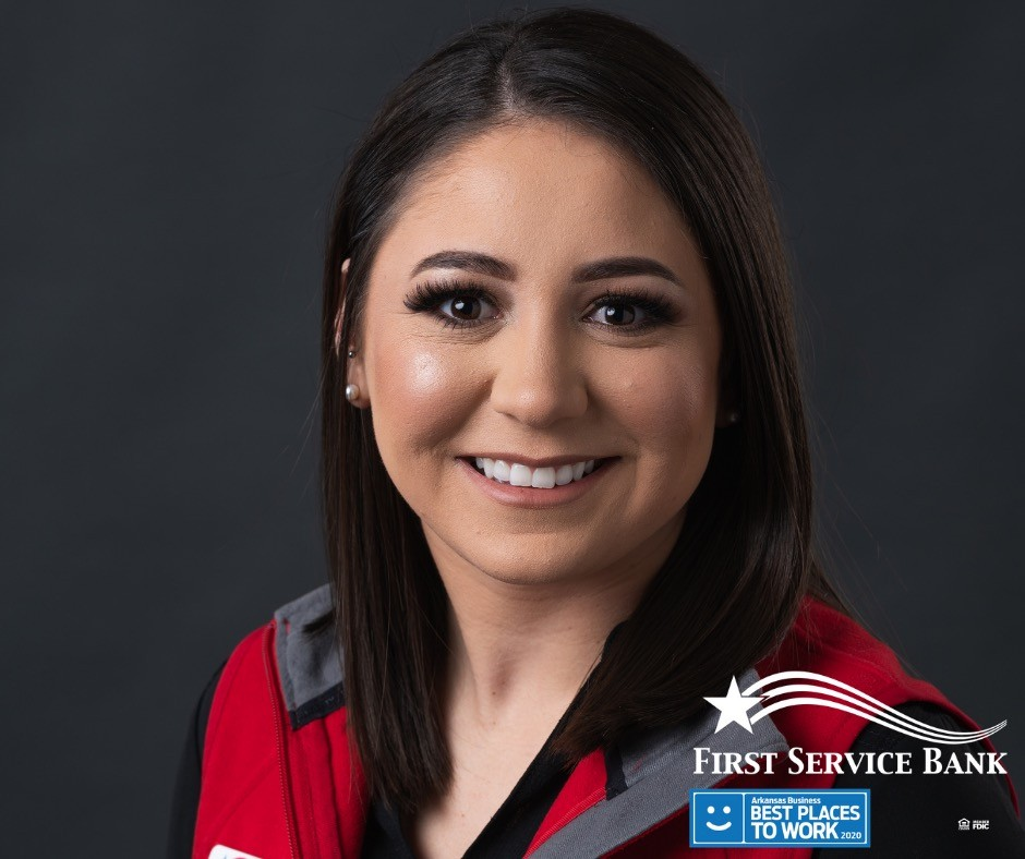 First Service Bank Promotes Brittni Adlong to Assistant Branch Manager/Loan Officer